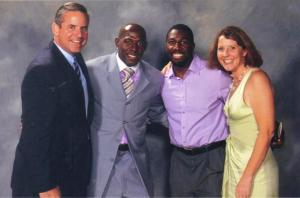 Donald Driver, Greg Jennings