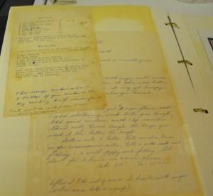 My Bubba's original handwritten and printed recipe.