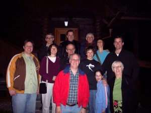 In 2006, Donna accompanied us on trip to Croatia where we got to see Molly's Great Grandfather's hometown and meet some of her Croatian cousins.