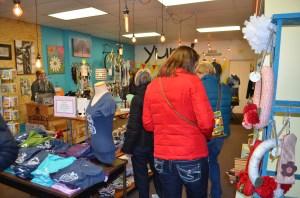Small Business Saturday Blue Moon Emporium