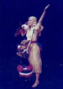 Katherine and Evita Attic Theatre