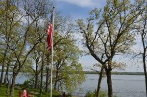 Green Lake Flag