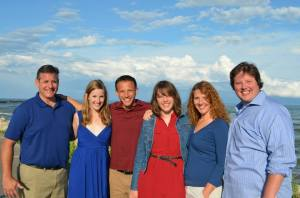 Oh, and about that time in Sheboygan when I made you all look directly into the sun for a classic family photo and I forced my eyelids open by sheer force of will but the rest of you all ended up squinting in pain? Thanks for that too.