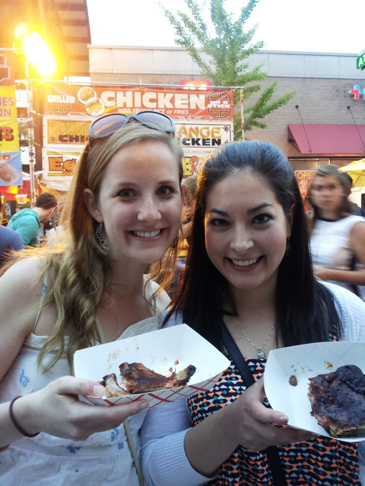 Hey Chicago! (A guest post by Katherine)