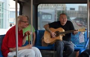 Bus concert