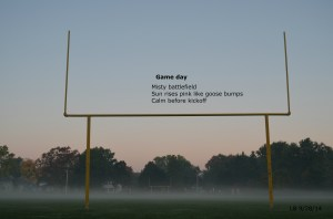 Game Day Haiku