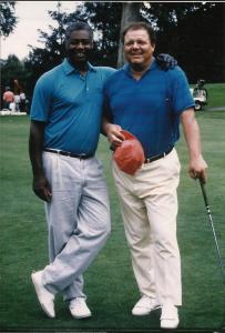 Ron Kostelnik and Oscar Robertson