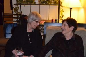 Aunt Pat and Grandma Mary Jane