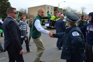 Southside Irish governor
