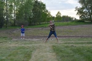 Vinnie baseball