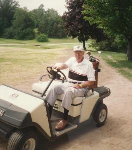 Grandpa Fey