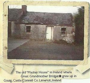 The old Mackey House