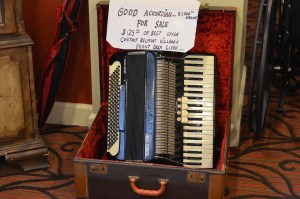 Accordian for sale