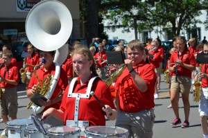 Pulaski Middle School band