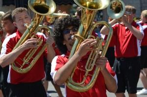 Pulskia band baritone