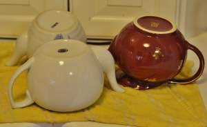 My burgeoning teapot collection