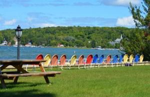 Camping Ephraim chairs