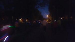 Glow run