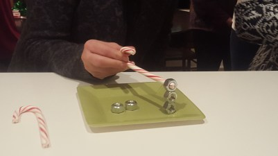 Candy Cane stacking