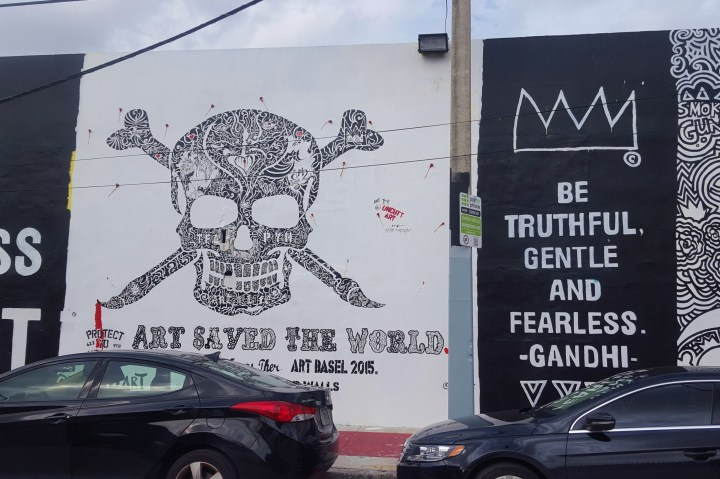 Art Saved the World
