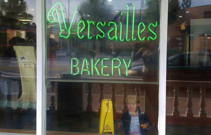 Versailles bakery