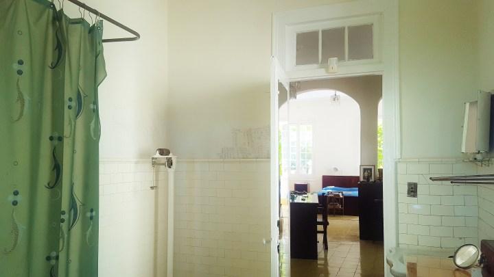 Hemingway's bathroom