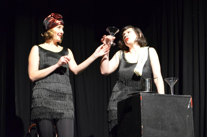 On flappers, fun and the frustrating frivolity of politics