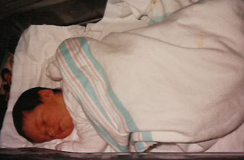 katherine-at-birth