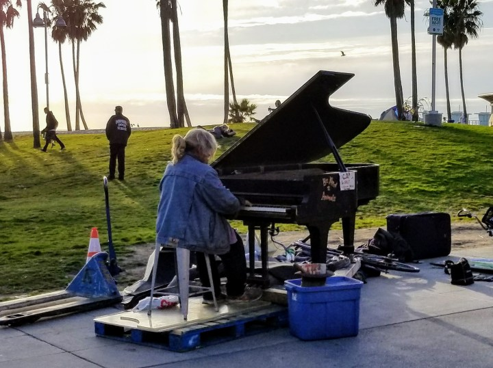 Here's to pianos and the people who play them
