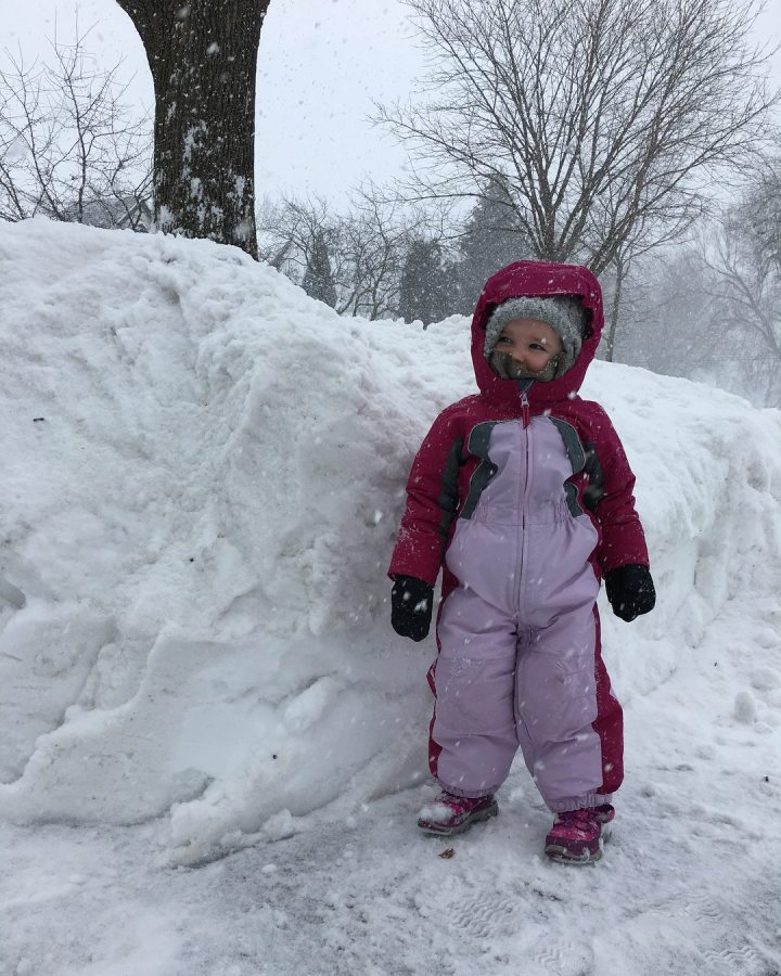 On Evelyns and Wisconsin's historic blizzard