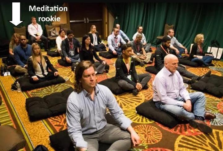 Mindful Meditation with Pandit Dasa