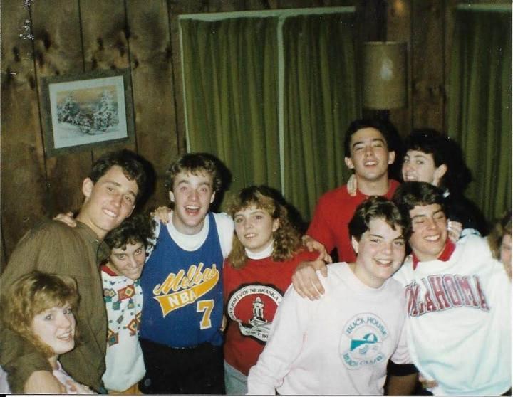 Ski Trip '86 - 2