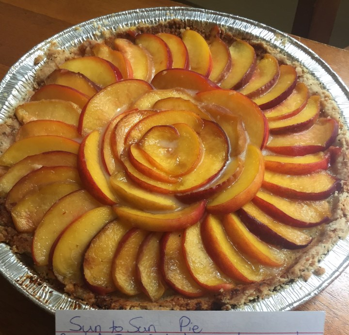 Every pie is perfect (A guest post by Molly)