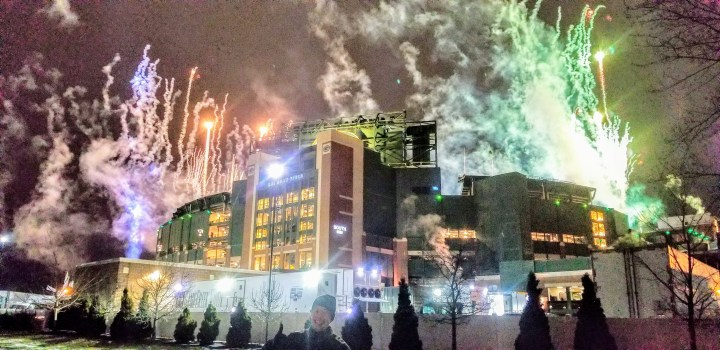 Lambeau magic