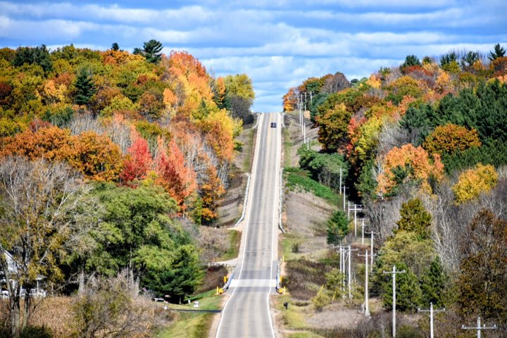 Let's live like Wisconsin in October