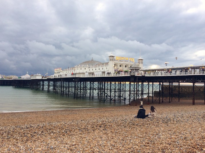 Obligatory pier picture from going into town this month.