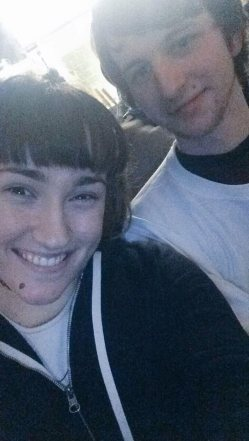 Me and Sam!