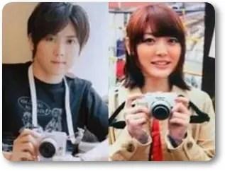 梶裕貴,花澤香菜,カメラ