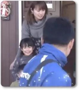 田中史朗,子供,愛真