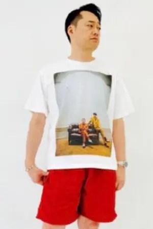 バナナマン ライブTシャツ