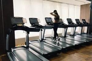 榮倉奈々,減量トレーニング