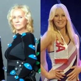 ABBA,メンバー,アグネッタ・フェルツクグ,昔と今