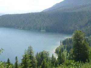 Phelps Lake, Grand Teton National Park, WY
