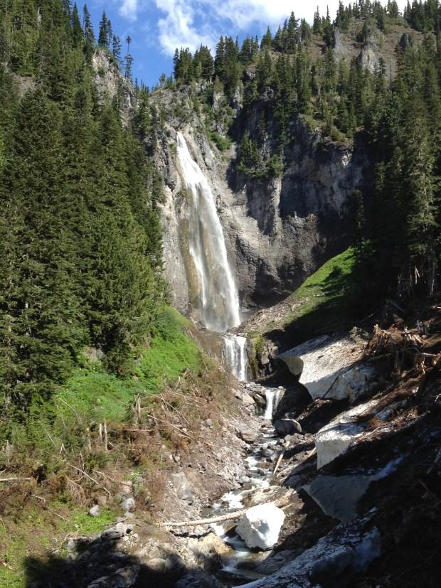Comet Falls, Mount Rainier National Park, WA