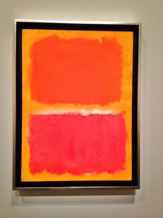 Untitled, Mark Rothko, 1959, Denver Art Museum, Colorado
