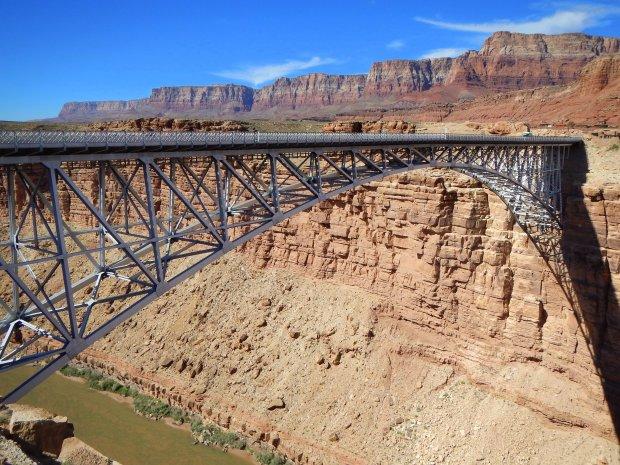 Navajo Bridge, Vermillion Cliffs National Monument, Arizona