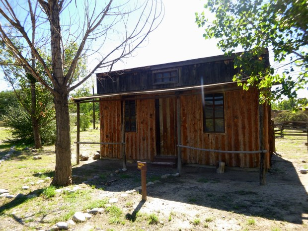 19th century trading post, Salmon Homestead, Salmon Ruins, New Mexico
