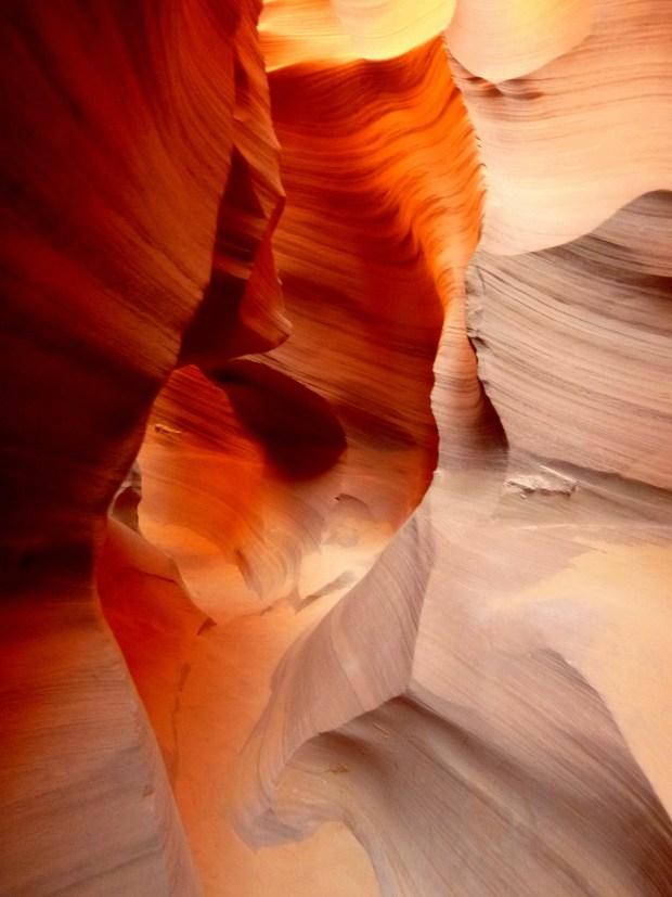 Lower Antelope Canyon, Navajo Tribal Park, Arizona