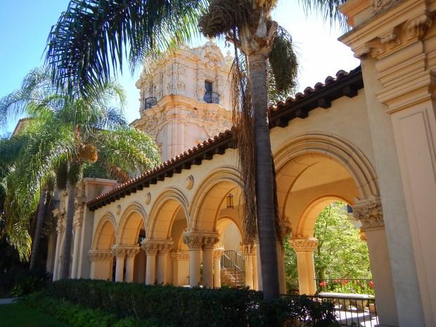 Casa de Balboa, Balboa Park, San Diego, California
