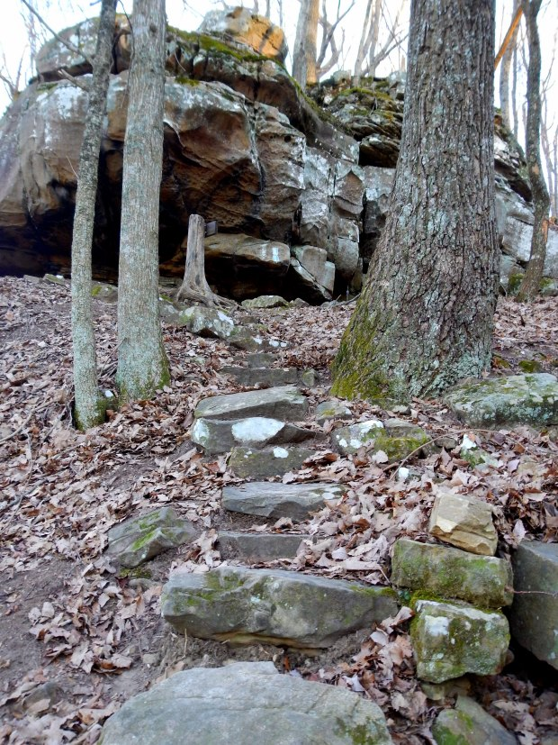 Perimeter Trail, Sewanee, Tennessee